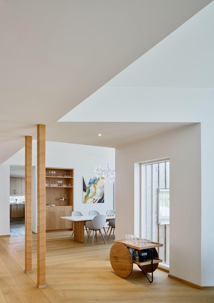 Villa Sunnano / Murman Arkitekter – nowoczesna STODOŁA | wnętrza & DESIGN | projekty DOMÓW | dom STODOŁA
