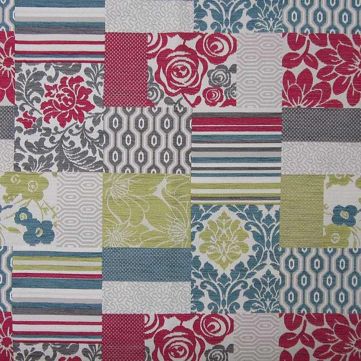Warwick Fabrics : MANSION, Colour PASTEL
