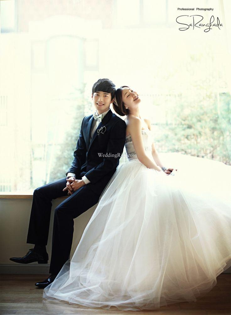 Korea Pre-Wedding Photoshoot - WeddingRitz.com » Pre-wedding Studio - SaRangHaDa Studio