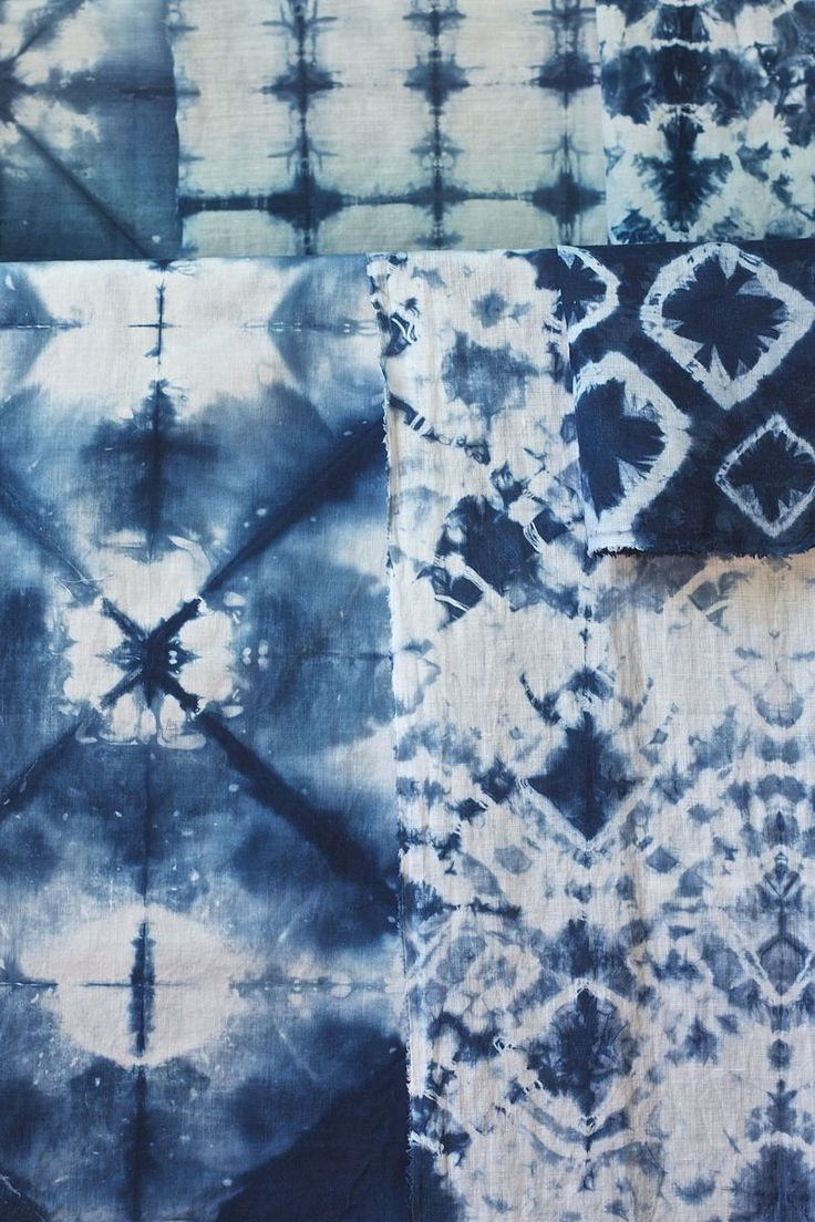 Off the Boards: Shibori 101 Roundup - Urban Comfort