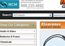 Finally promo codes for mcm electronics >> mcm electronics promo code --> http://www.couponavengers.com/mcm-electronics-promo-code/