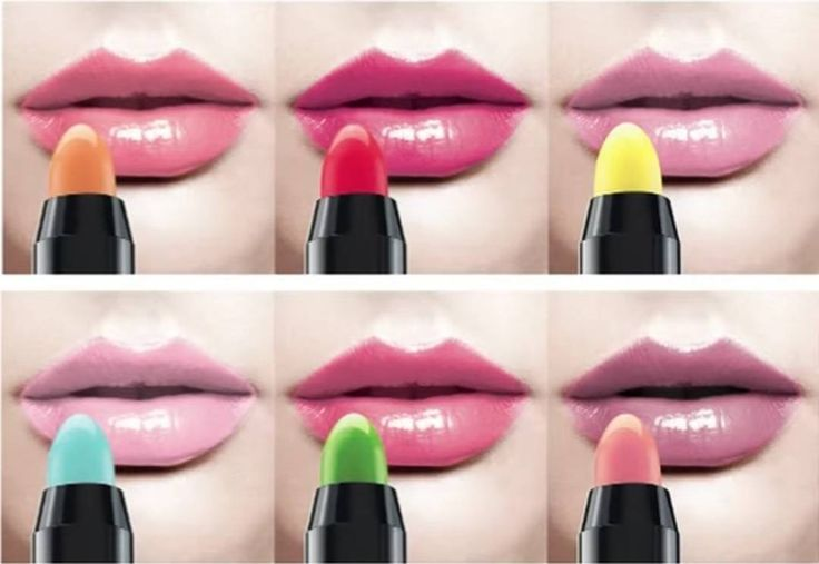 Decisions decisions... You cant go wrong with any MOODmatcher lipstick. Which is YOUR favorite of these 6 #colors?  #Moodmatcher #Lipstick #TwistStick #12hour #personalized