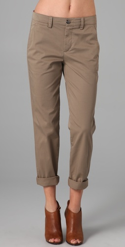 Vince  Relaxed Cuffed Pants  $136.50