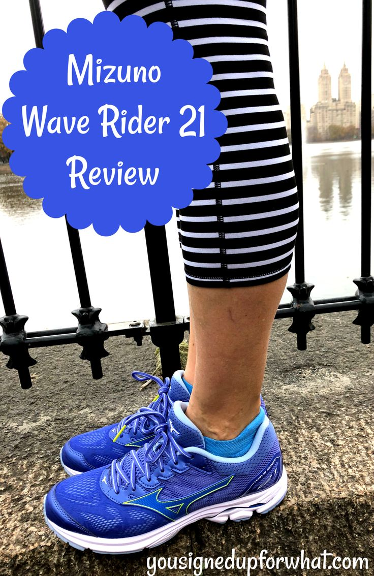Mizuno Wave Rider 21 Review http://www.yousignedupforwhat.com/2017/12/11/mizuno-wave-rider-21-review/ #waverider21 #ad