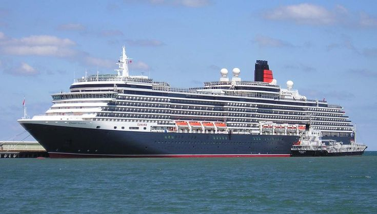 Queen Victoria - Cruise Ship - Cunard