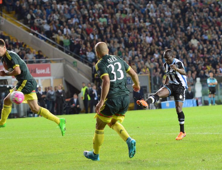 @Udinese Duván Zapata #9ine