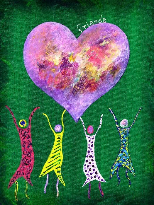 friendsContempoary Heart, Craig Art, Heart Theme, Heartbreak Hotels, Heartwork Studios, Art Posters, Art Painting, Craig Heartwork, Art Heartwork