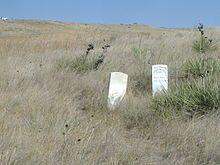 The Battle of Little Bighorn, Montana