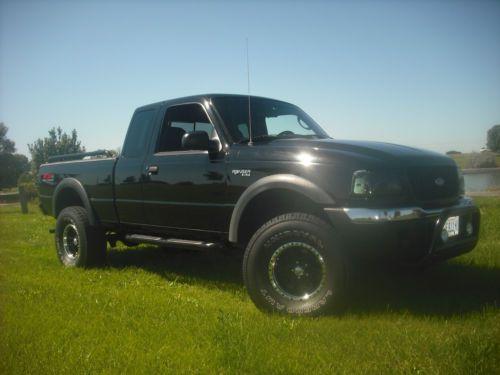2002 Ford Ranger XLT Extended Cab Pickup 4-Door 4.0L, US $7,900.00, image 1