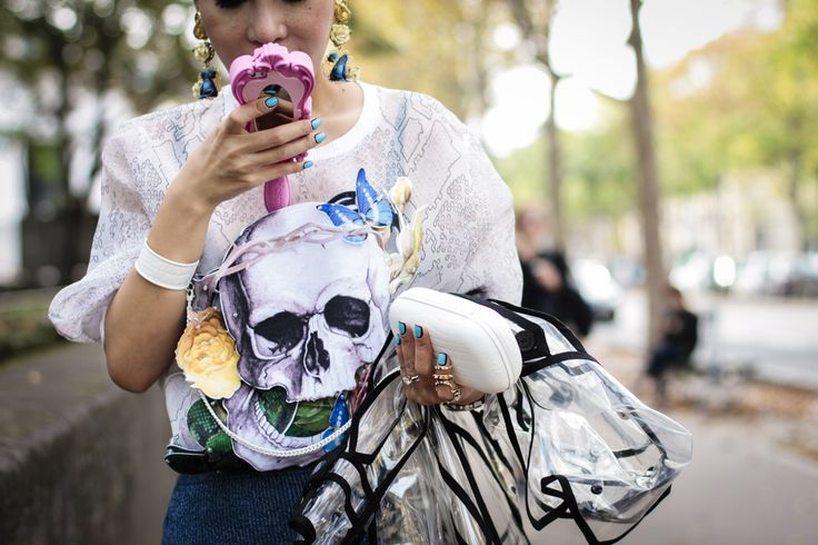 At Maison Rabih Kayrouz - Paris Fashion Week SS15 by Amandine Dowle Photography