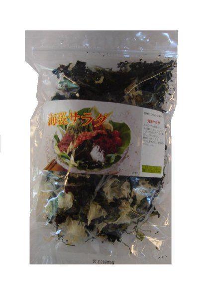 Marutomo Seaweed Dry Mix Kaiso Salad, 3.52-Ounce Units:Amazon:Grocery & Gourmet Food