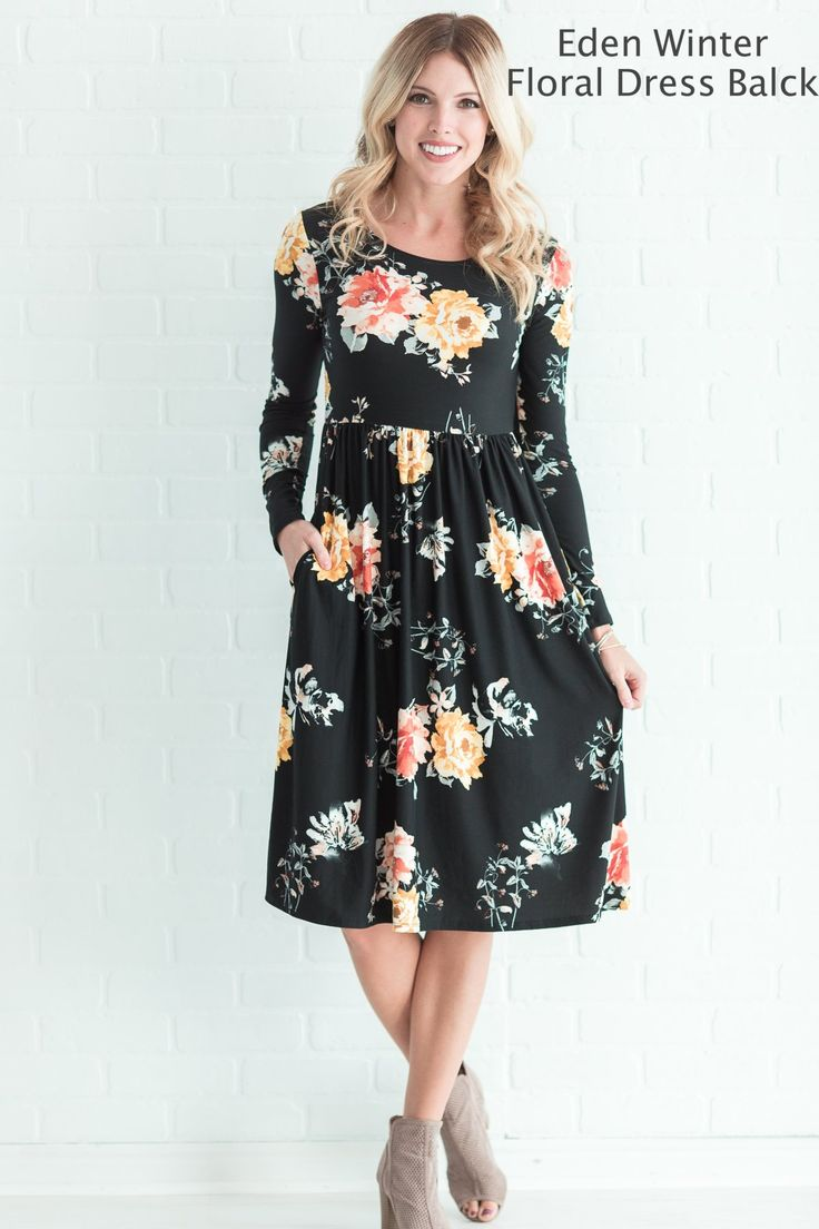 Who doesn't love a good dress? From the on-trend designs to the super soft material these dresses do not disappoint! These dresses are an essential piece to the perfect look!