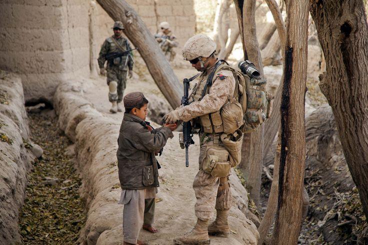 Marines in Combat