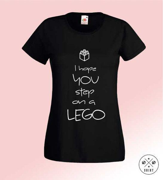 Lego,+Damska+koszulka+z+nadrukiem,+w+DDshirt+na+DaWanda.com