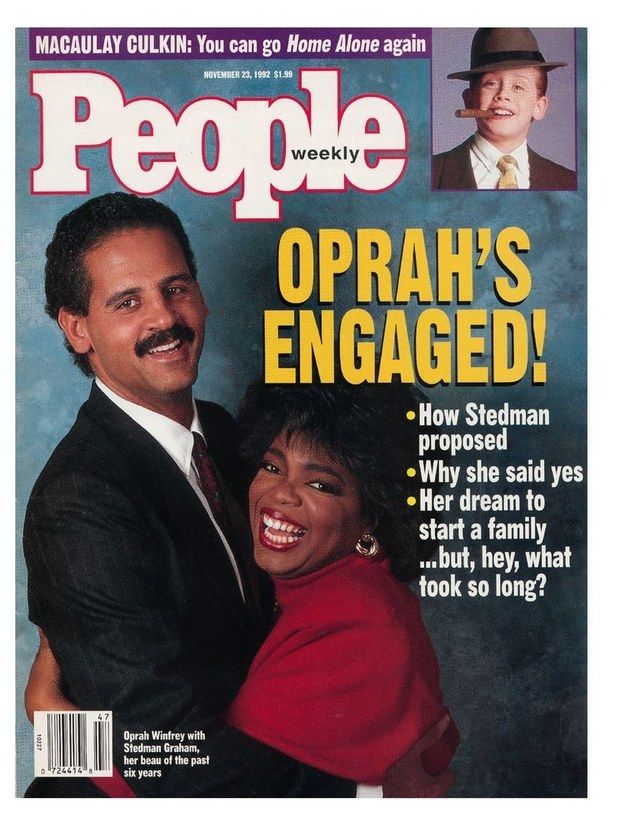 The 22-year engagement. | 19 Perfect People Magazine Covers From The 1990s
