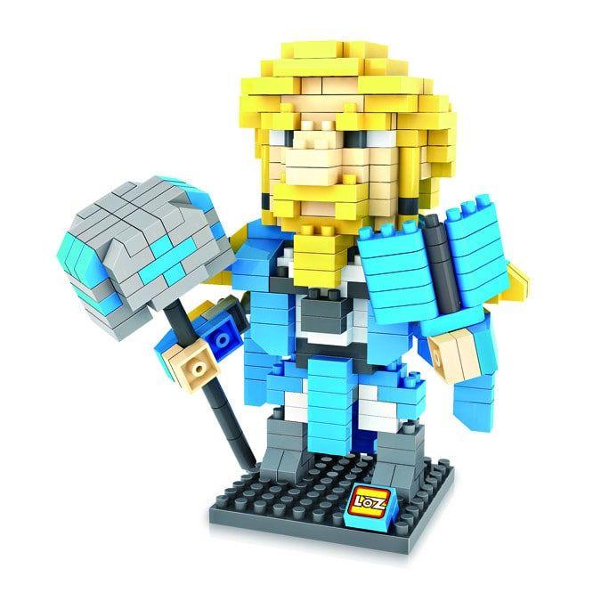 LOZ Paladin Building Blocks //Price: $7.95 & FREE Shipping //     #loz #lozblocks #toys #kids #building #blocks #lego