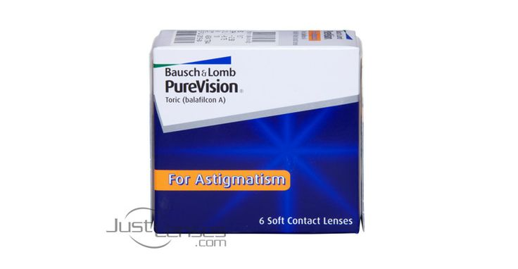 PureVision Toric: PureVision Toric contact lenses by Bausch & Lomb are versatile and disposable toric lenses that… #DiscountContactLenses