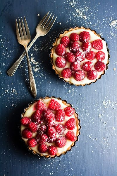 Hummingbird High: Raspberry Cheesecake Tartlets
