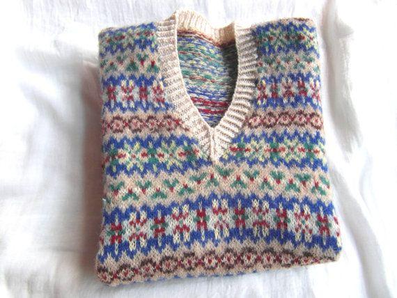 397 best fair isle knitting images on Pinterest | Fair isles, Fair ...