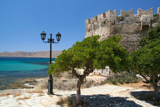 Karystos Castle Evia