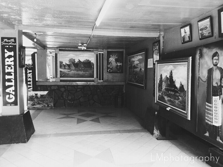Art gallery!