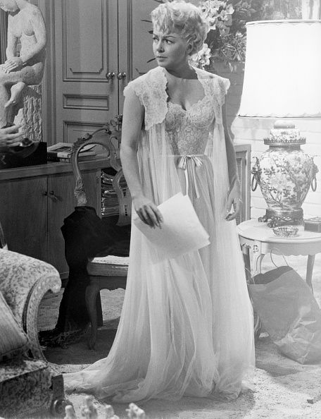 40's and 50's nightgowns | Alencon Stock Photos and Pictures | Getty Images