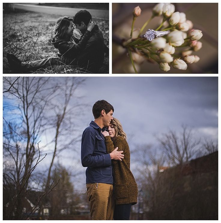 A beautiful early spring engagement session in Virginia! - Emily Rogers: Photographer | Creative Portrait + Wedding Photography in Southwest VA and Northeast Tennessee