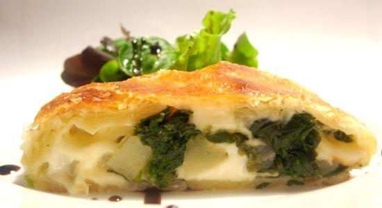 Kartoffel - Spinatstrudel / Vegetarisches & Salate / Rezepte / Produkte & Online Einkaufen - SONNENTOR