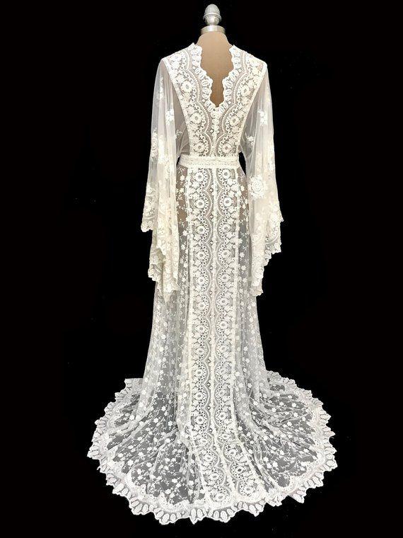 Wedding Dresses Boho Wedding Dress Wedding Dress Lace Boho