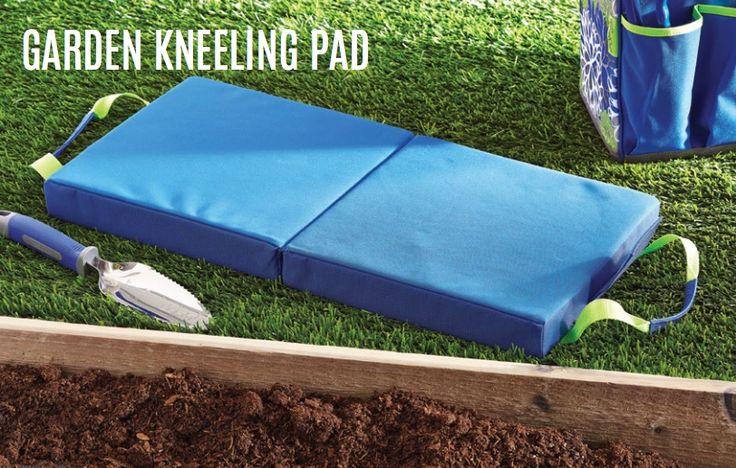 Garden kneeling pad i pampered chef pinterest for Gardening kneeling pads