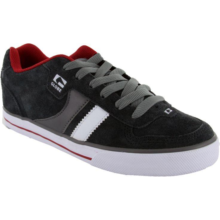 Globe Encore 2 Shoes - Vintage Black/Red