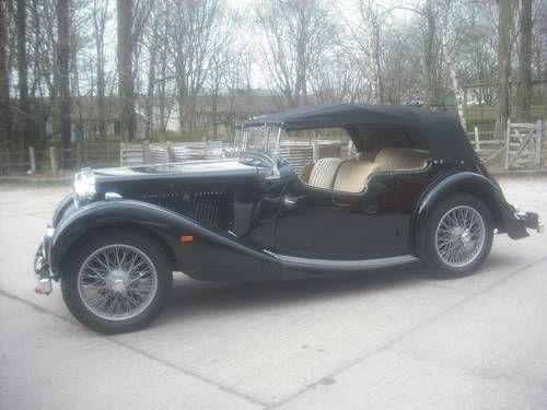 MG VA Tourer For Sale 1937