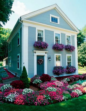 The Jewel Box Home: Curb Appeal!
