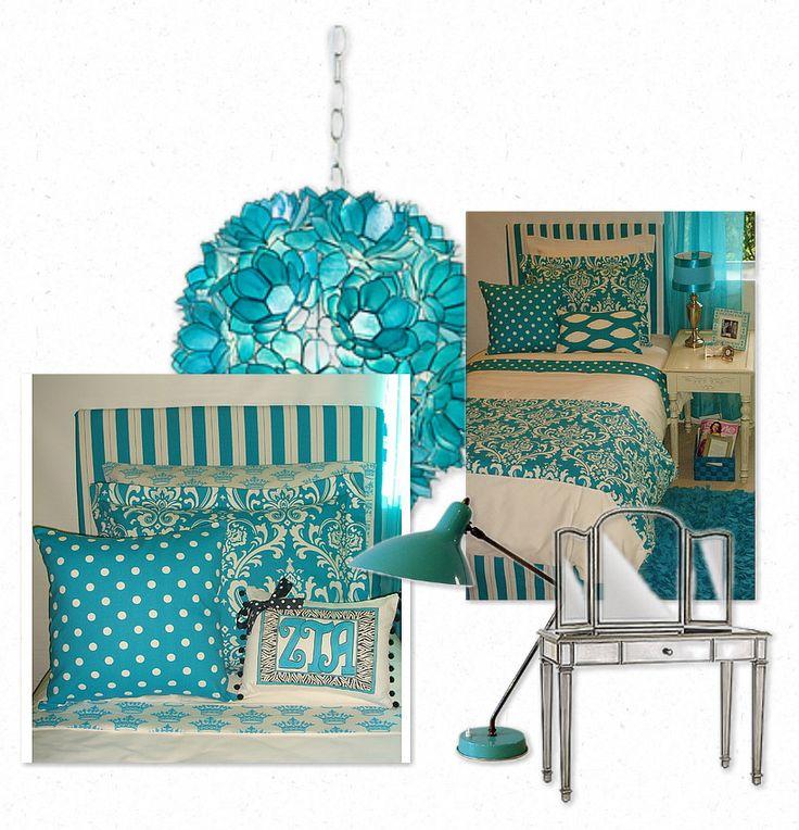 Teen Bedroom Ideas The Popular Options For Teenage: Best 25+ Turquoise Teen Bedroom Ideas On Pinterest