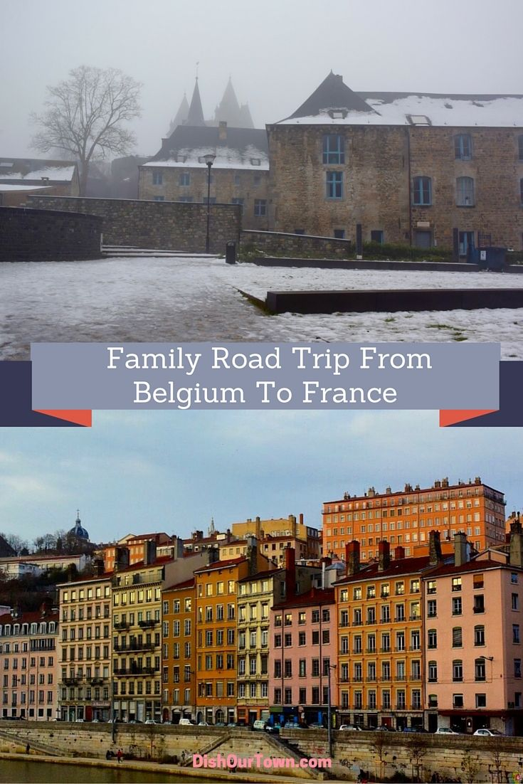 Family road trip from Belgium to France with @Auto Europe - We stop at Durbuy, Belgium, Strasbourg, France and Lyon, France. This is the last of a 3 part travel story about our European Road Trip.
