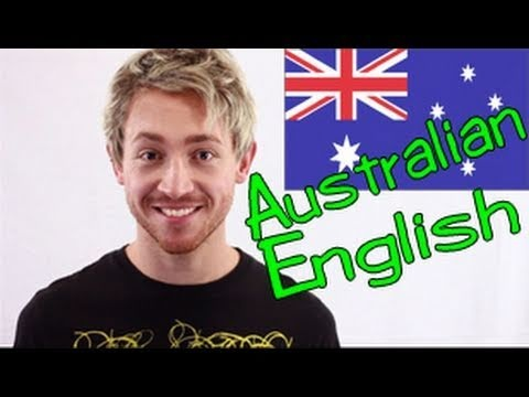 Australian English. American definitions and Aussie translations.  They have different meanings for Bonnet, Nappie, etc.!