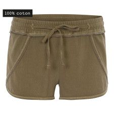 Short vert kaki pancotiz