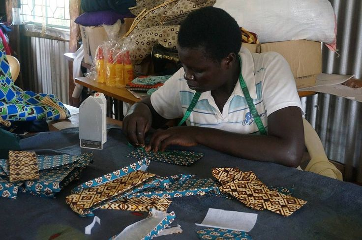 Sewing Cooperative with Thistle Farms #lwalacommunityalliance