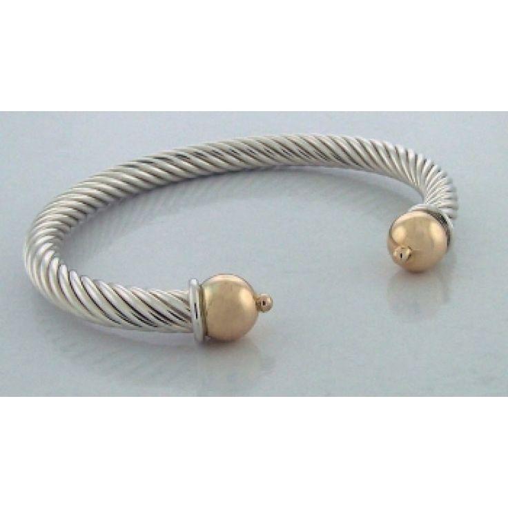 Cape Cod Jewelry Part - 34: Cape Cod Twist Cuff Bracelet ($85 - $200) - Cape Cod Bracelets - CAPE COD  JEWELRY | My Style | Pinterest | Cape Cod Bracelet, Cape Cod Jewelry And  Bracelets