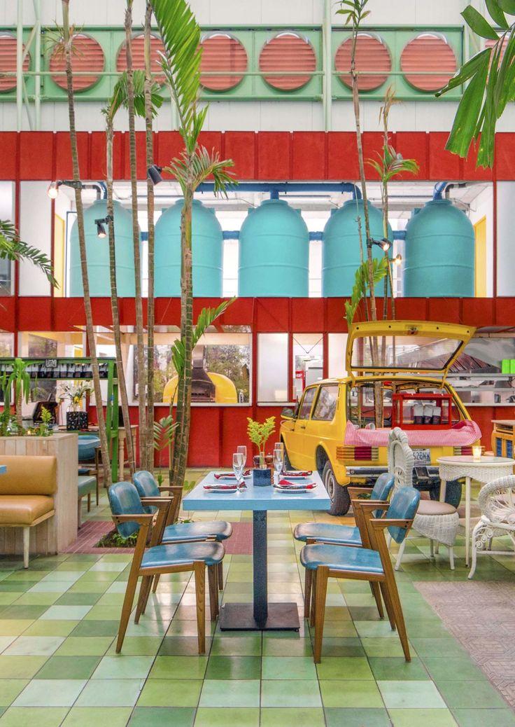 Die besten 25+ Tropische Architektur Ideen auf Pinterest