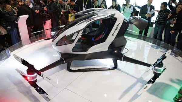 Dubai operasikan transportasi pesawat tanpa awak