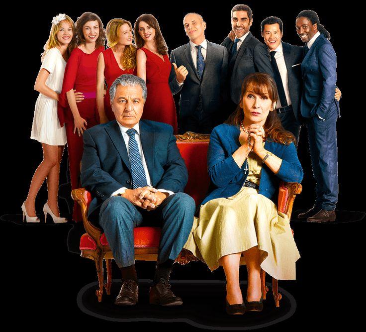 Monsieur Claude und seine Töchter - Ab 24. Juli 2014 überall im Kino