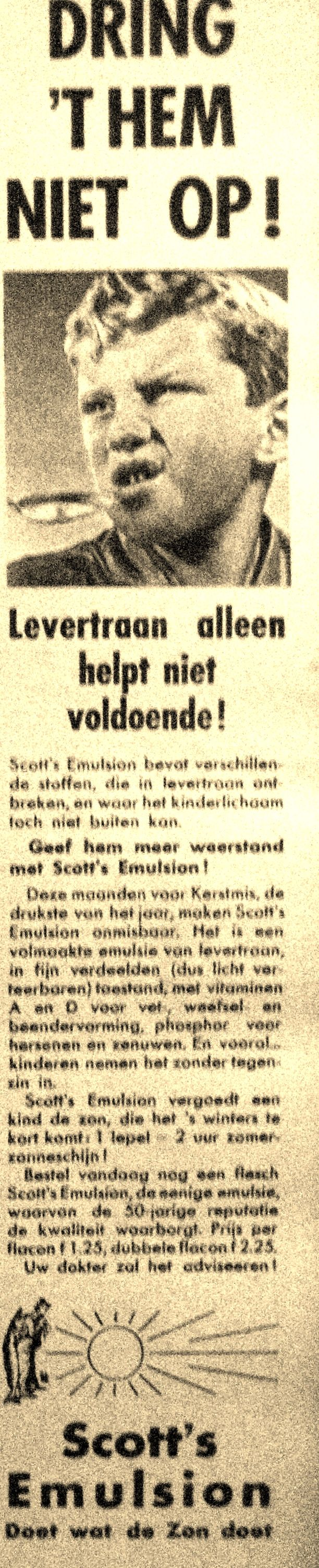 #levertraan #advertenties