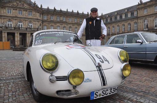 Rund 55 Fahrzeuge wären zur Langen Nacht der Museen am Samstag in Stuttgart präsentiert worden. Der Feinstaubalarm verhindert den Auto-Klassiker (Archivbild). Foto: