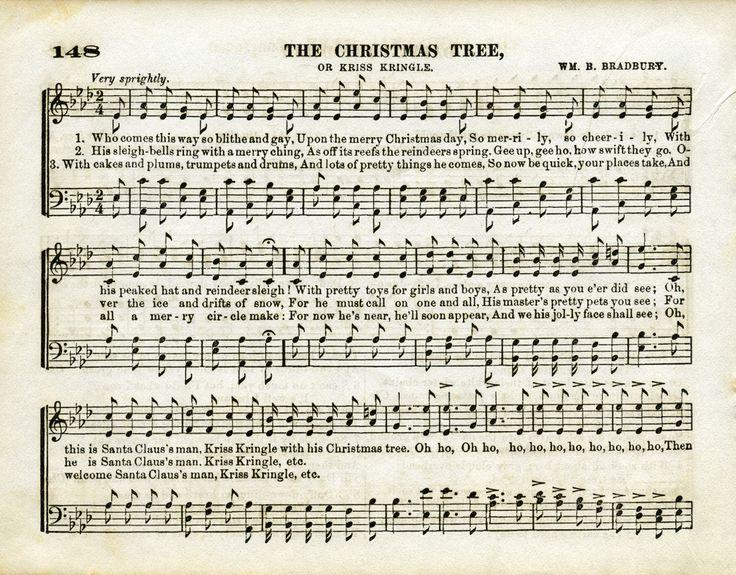 Christmas Carol Printable: 88 Best Images About Joulumusiikki/Christmas Music On