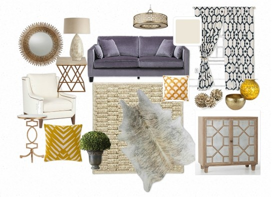 Family Room Mood Board. Interior Design ServicesHome ... Part 36