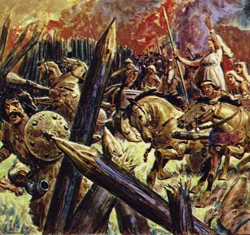 boudiccan revolt of 60 ad and celtic and roman history The boudiccan revolt raged from 60-61ad  unsuccessfully try to defeat the roman army the revolt  transsexual model makes history by becoming the.