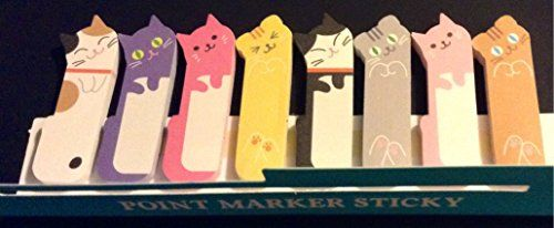 1 X 240 Sheets Cute Kitten Kitty Cat Animal Sticker Post-it Bookmark Marker Memo Flags Index Tab Sticky Notes Post it Memo  http://www.amazon.com/gp/product/B00WLO64GW/ref=as_li_tl?ie=UTF8&camp=1789&creative=390957&creativeASIN=B00WLO64GW&linkCode=as2&tag=pieofscr0f-20&linkId=N66QOBQZ72YFDOMW