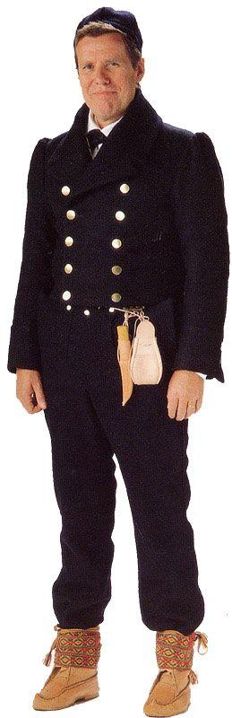 Finnish national costume | Koillismaa