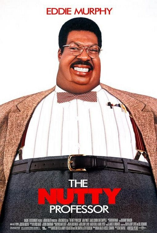 Catlak Profesor - The Nutty Professor - 1996 - BDRip - Turkce Dublaj Film Afis Movie Poster - http://turkcedublajfilmindir.org/Catlak-Profesor-the-Nutty-Professor-1996-BDRip-Turkce-Dublaj-Film-7401
